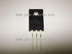 NEW STRENGTH Pro-electr net Electronic Components Shop | K11A65D